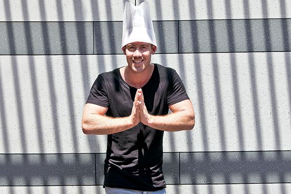 Brent Owens, winner of MasterChef Australia Season 6