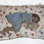 Pillow by Kanika Shah at Art Entrance Gallery, Mumbai