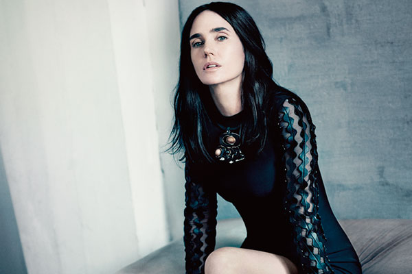 Jennifer Connelly, Academy Award winner