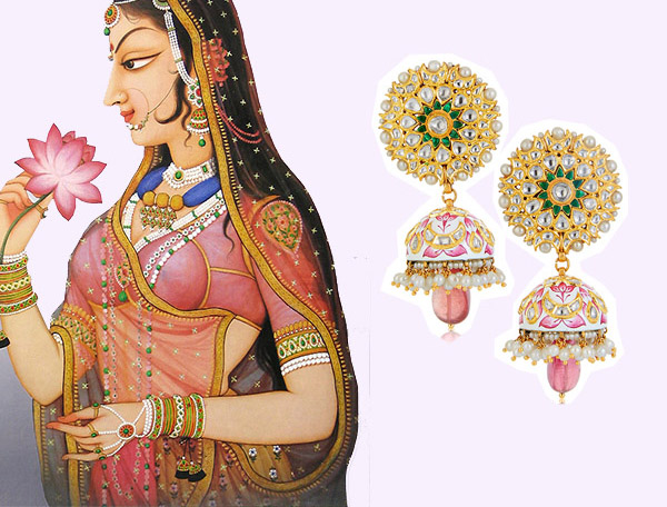 miniature art jewellery jaipur jewels