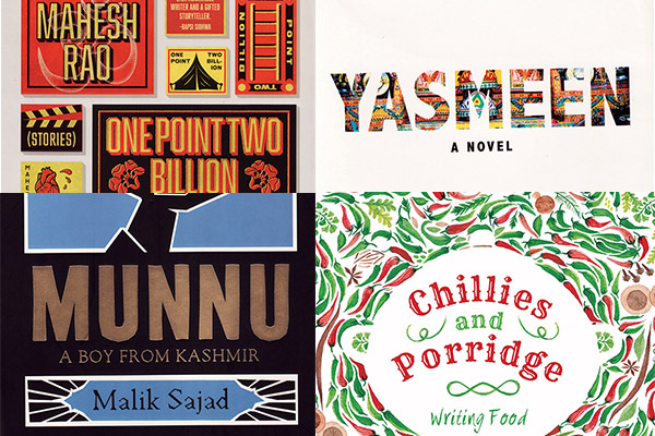 Books to read in February 2016, Munnu, Yasmeen, Chillies and Porridge, One Point Two Billion