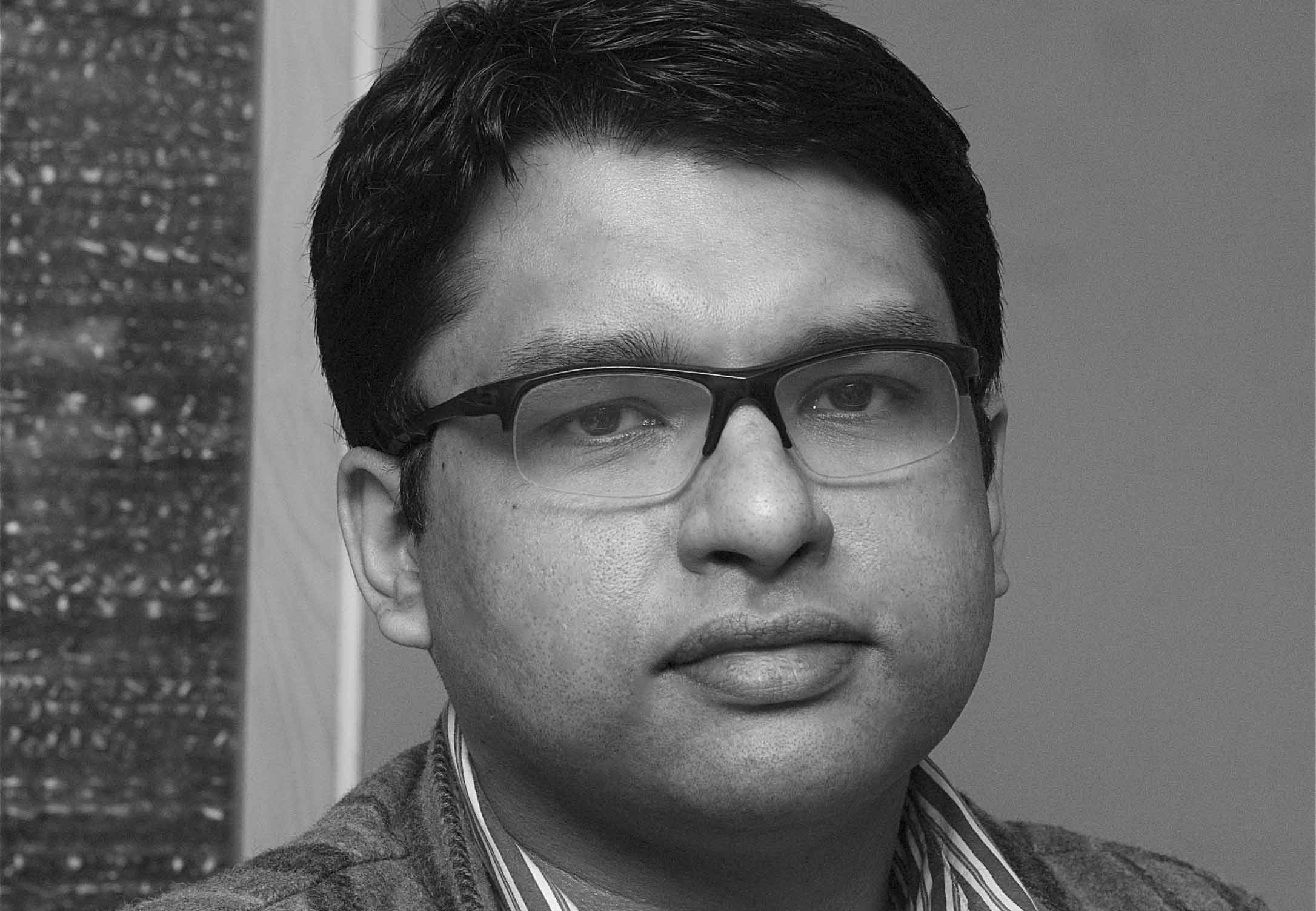 Sidin Vadukut, author, journalist, Zee Jaipur Literature Festival 2016