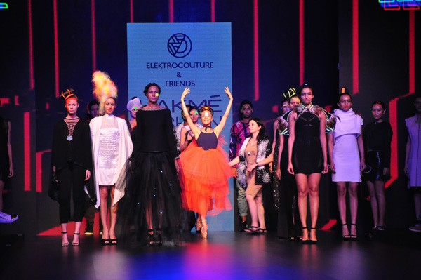 Elektrocouture, Lakme Fashion Week Summer Resort 2016, Fashion
