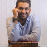 Toshin Shetty, Chef, Indian
