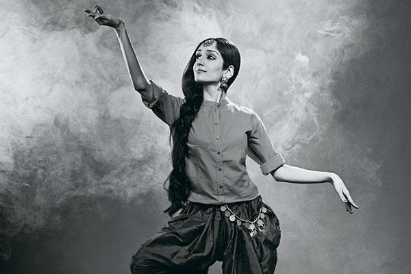 Arushi Mudgal, Dancer