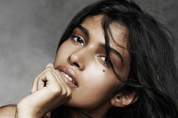 Pooja Mor, Model