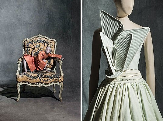 Fashion Forward, Three Centuries of Fashion (1715-2016)