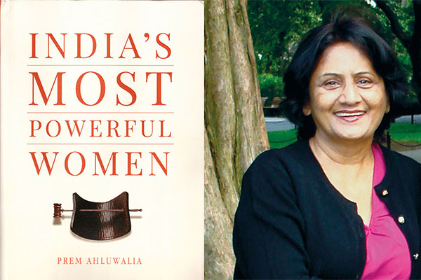 prem ahluwalia, author, India's Most Powerful Women, non-fiction