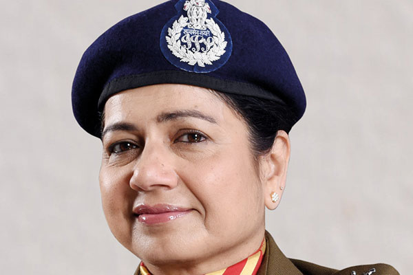 Archana Ramasundaram, First Female Paramilitary Chief