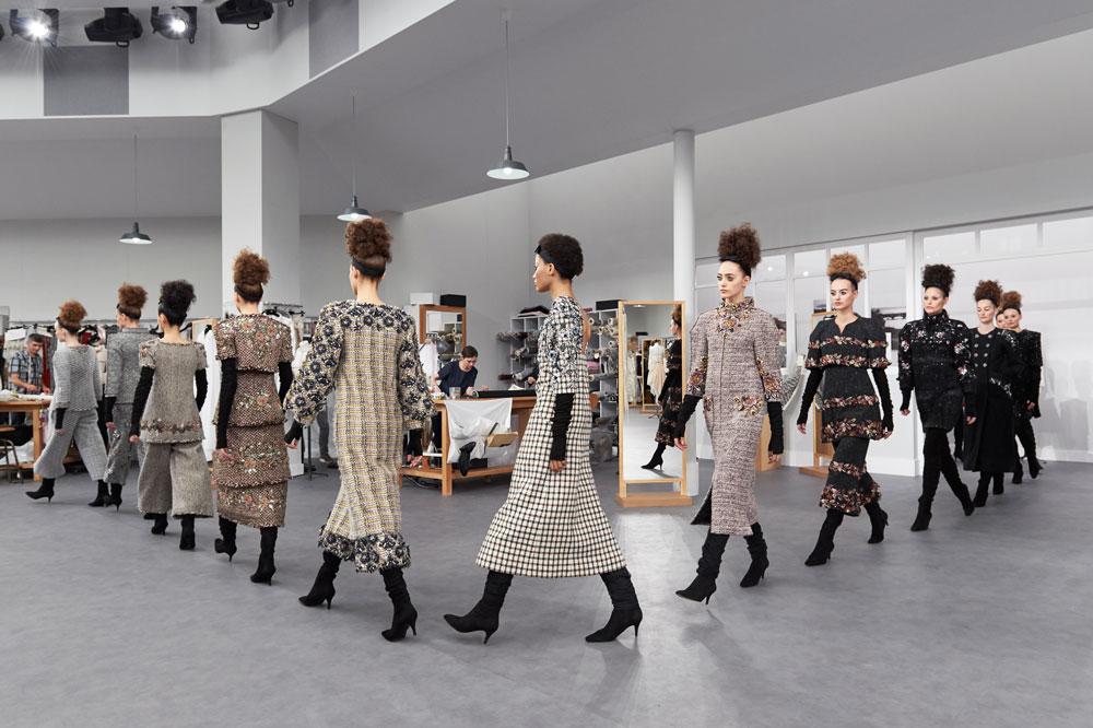 Chanel Haute Couture Autumn Winter 2016-17, fashion, runway, Paris Couture Week, luxury