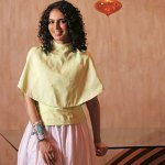 Aparna Badlani, Curator and co-owner of multi-designer store Atosa, known for her bohemian but classic style