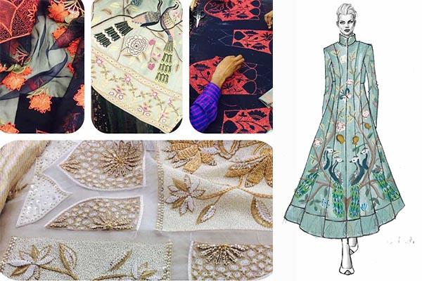 Rahul Mishra, Indian designer, fashion, bridal couture, India Couture Week 2016
