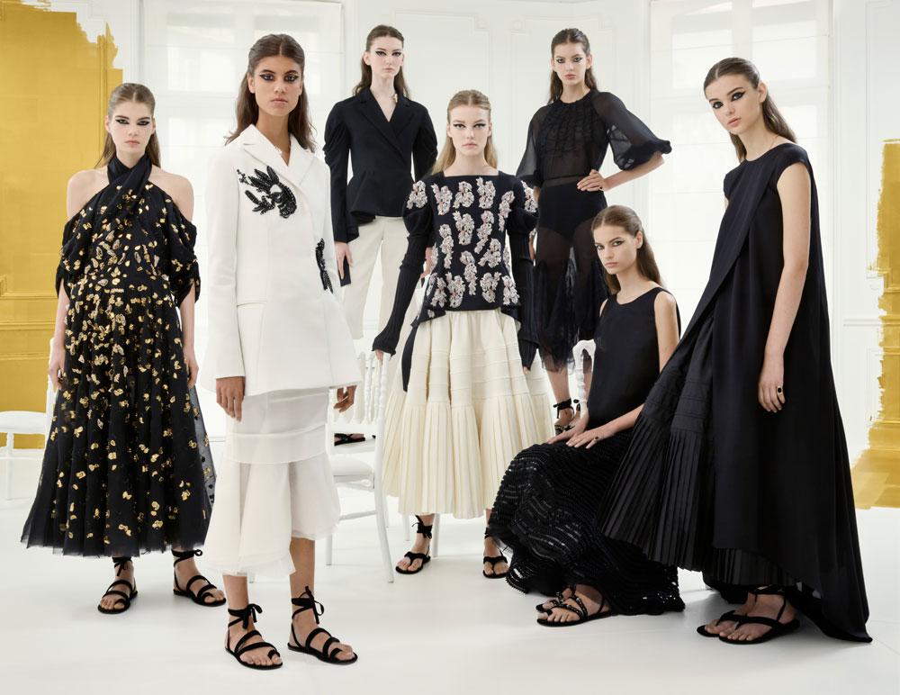 Christian Dior Haute Couture Autumn Winter 2016-2017, fashion, Paris, luxury, Marton-Perlaki-for-Dior