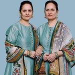 Amrit and Rabindra Kaur Singh, Singh Twins