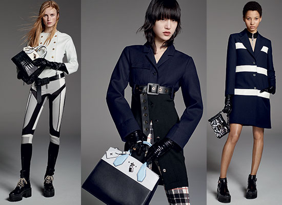 Louis Vuitton, Women's Pre-Fall 2016 collection