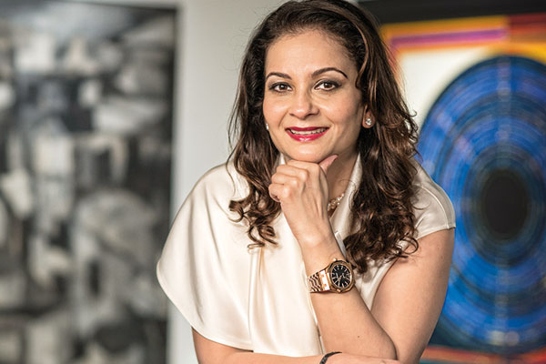 Minal Vazirani, Co-founder of Saffronart