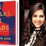 Gunjan Jain, Author, She Walks, She Leads - Women Who Inspire India, Viking/Penguin Random House India