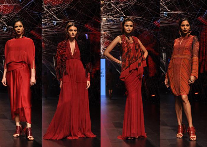 Tarun Tahiliani, Lakme Fashion Week Winter Festive 2016, Fashion, Runway