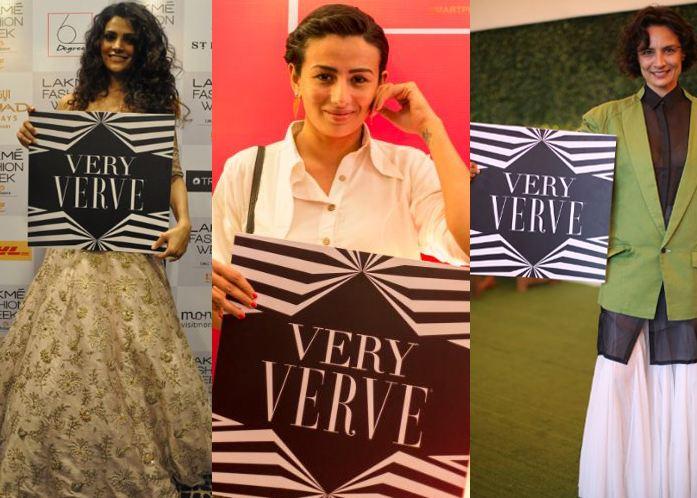 Very Verve, Lakme Fashion Week Winter Festive 2016, Fashion, Runway