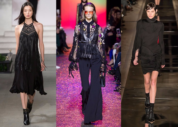 tassels, international, fashion, fashion week, trends,