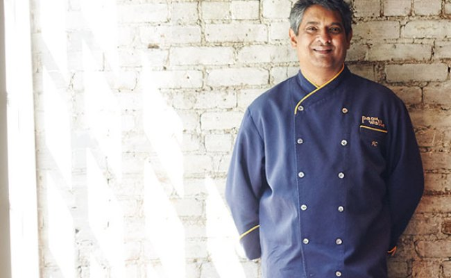 Floyd Cardoz Ponders The Many Flavours Of Home Verve