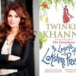 Author Twinkle Khanna, The Legend Of Lakshmi Prasad book