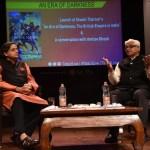 Shashi Tharoor and Amitav Ghosh