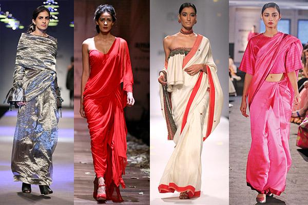 Fashion, Blouses, Revival, Sanjay Garg, Nikasha, Shantanu & Nikhil, Akaaro with Gaurav Jai Gupta