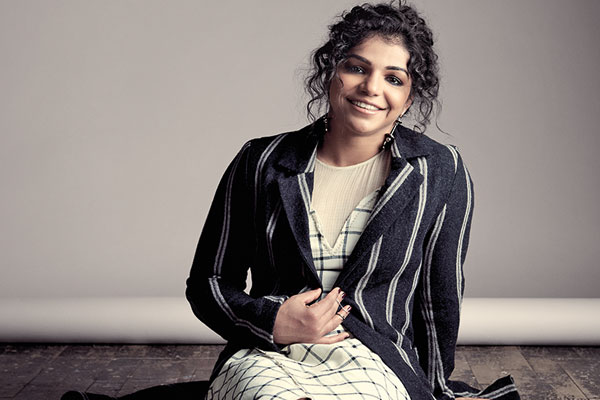 Sakshi Malik, Indian freestyle wrestler, Bronze medal winner at the Rio Olympics