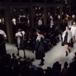 Burberry February 2017 Show Finale,Fashion, London Fashion Week AW 2017
