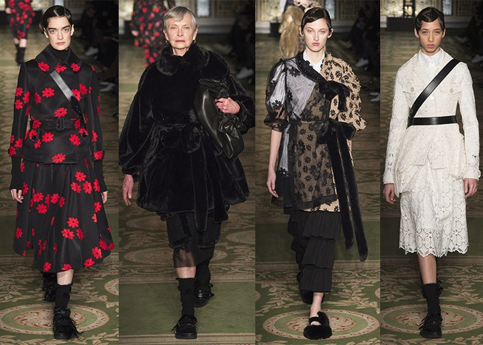 Simone Rocha, London Fashion Week AW17, London Fashion Week, Best Shows, Fashion, Runway,