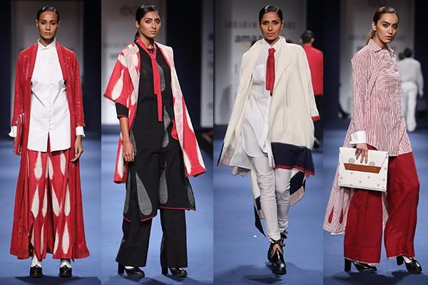 Abraham and Thakore, Amazon India Fashion Week Autumn Winter 2017, fashion