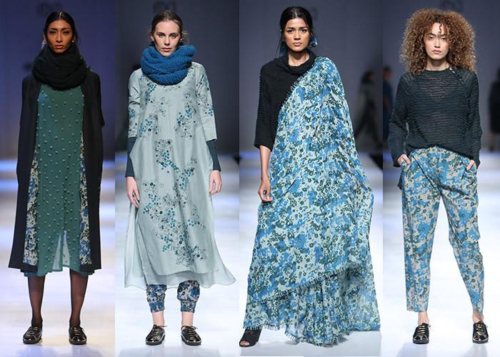 ILK, Amazon India Fashion Week, Amazon India Fashion Week Autumn Winter 2017, Designers, Fashion,