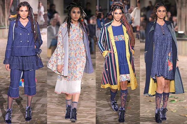 Pero by Aneeth Arora, Amazon India Fashion Week Autumn Winter 2017, fashion