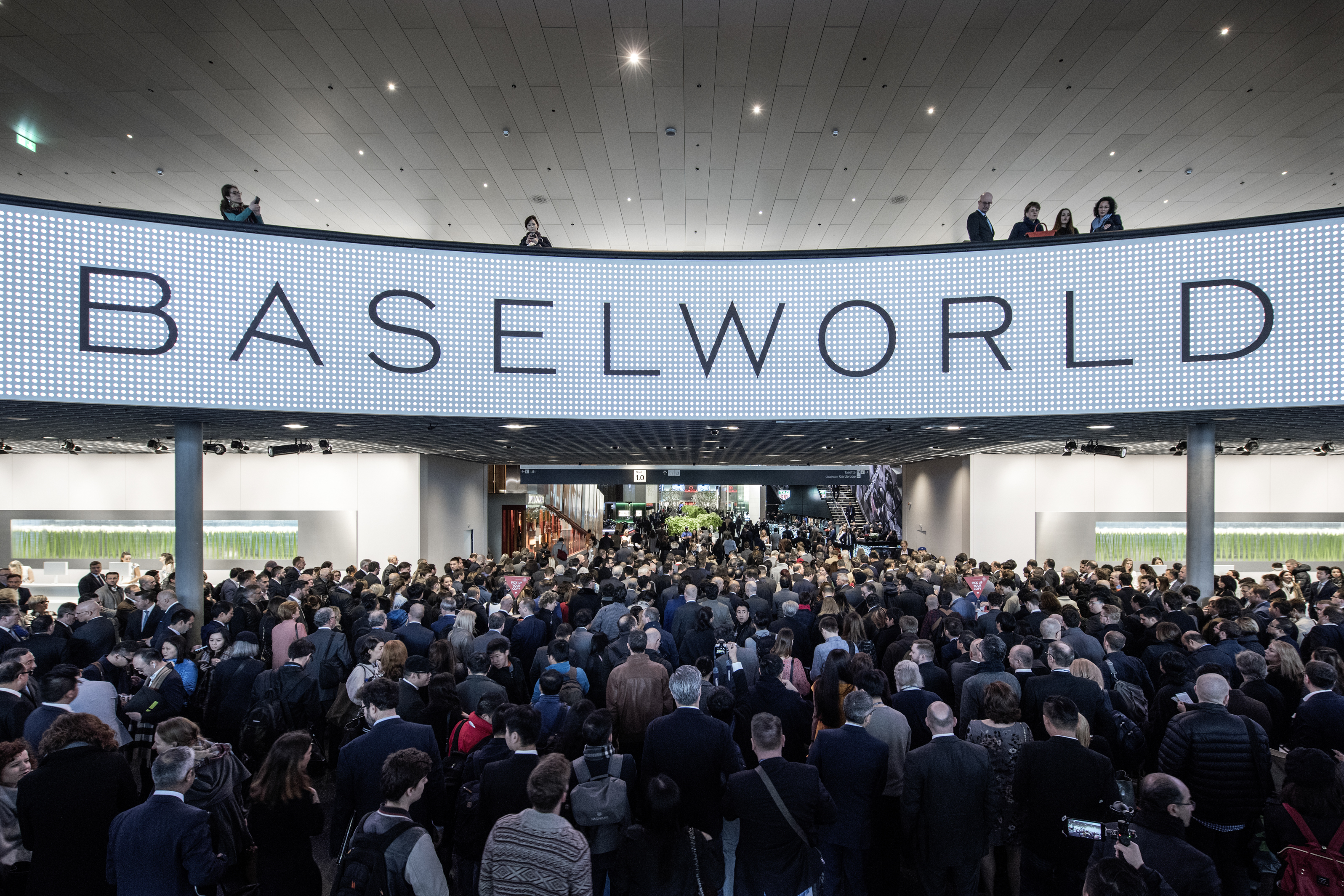 Baselworld, watchmaking, horology, Swiss brands, watch fair