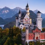 Castles, Germany, Neuschwanstein Castle, Travel,