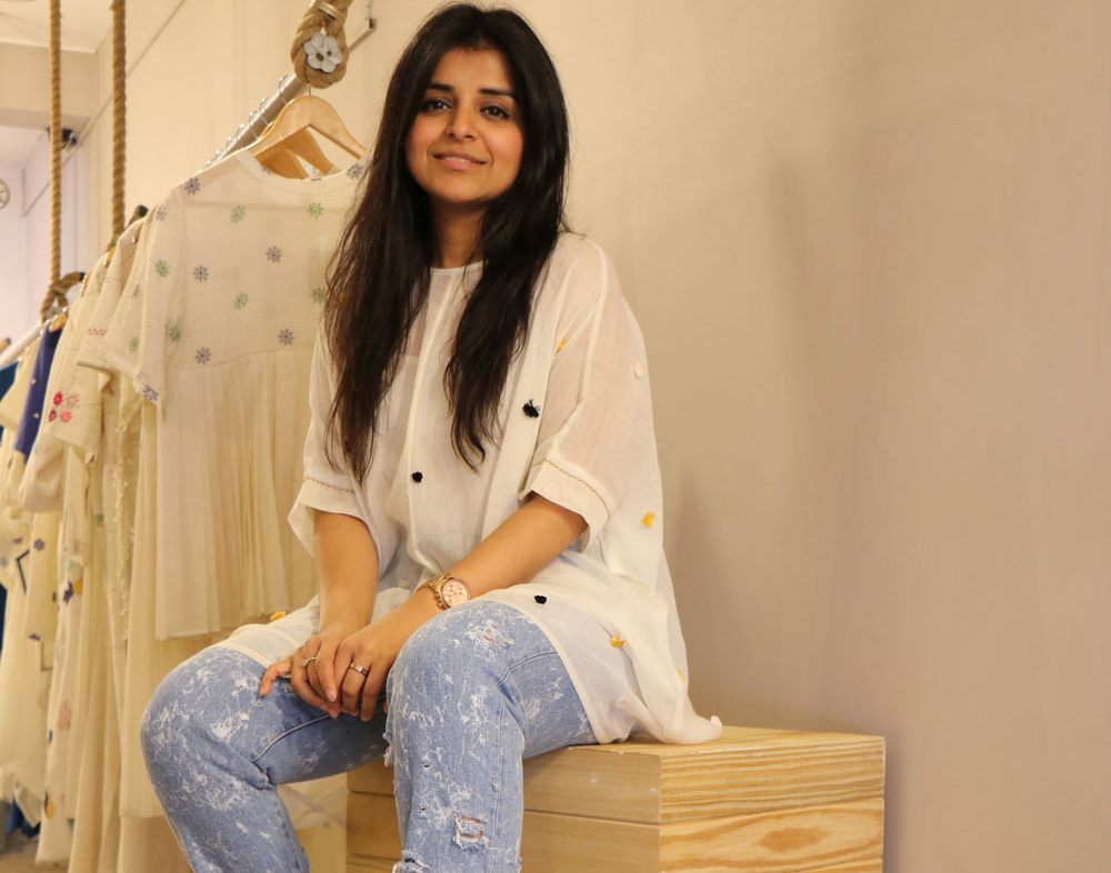 Kanika Jain, Kanelle, Indian designer, fashion label