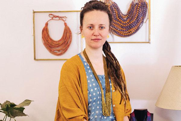 Katherine Neumann, House of Wandering Silk