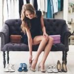High heels, women, fashion,