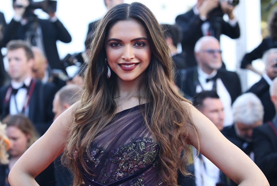 Cannes, 2017, Film Festival, Red Carpet, Fashion, Style, Marchesa, Deepika Padukone, Bollywood, Films, Cinema, Personalities, Online Exclusive, Featured