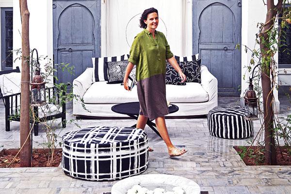 Valerie Barkowski, Designer, Belgium