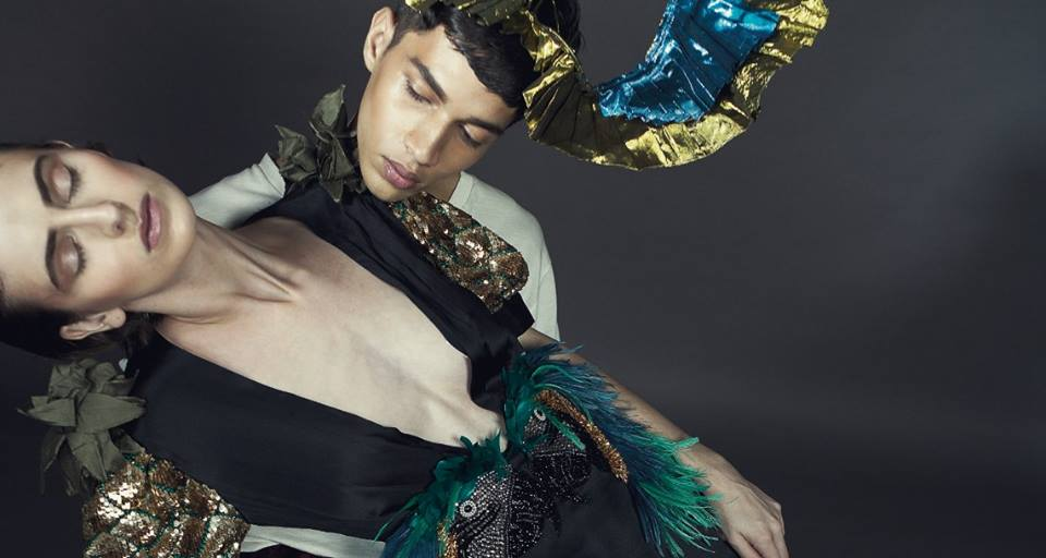 verve fashion june , gender fluid fashion