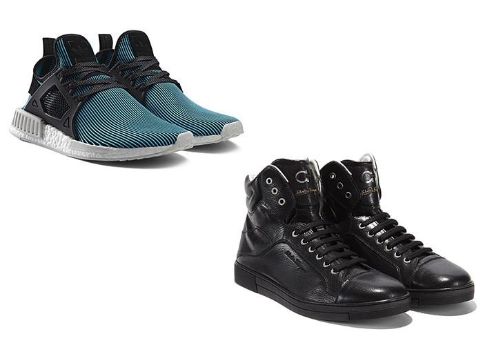 Father's Day, Gifting, Adidas, Salvatore Ferragamo, shoes,