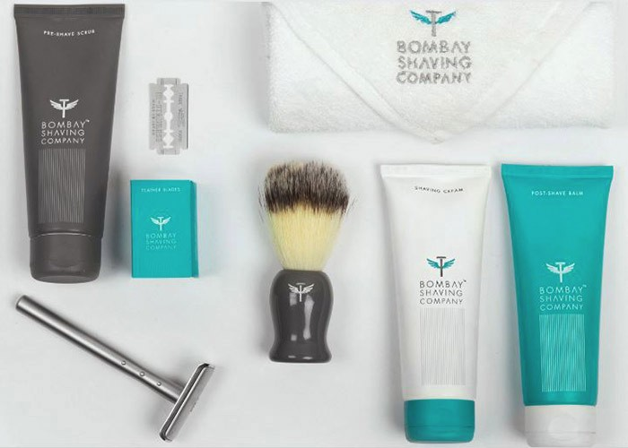 Bombay Shaving Company, shaving, Father's Day, Gifting,