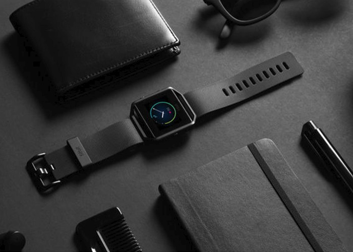 Fitbit Blaze, Fitness Tracker, Father's Day, Gifting,