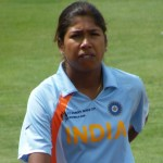 Jhulan Goswami, cricketer, online power list 2017, power moment 2017,