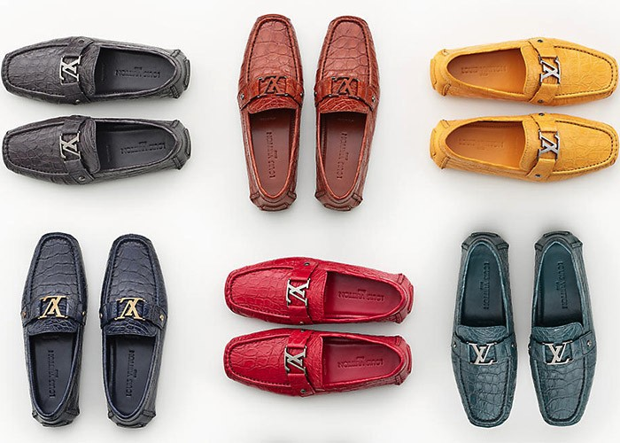 Louis Vuitton, loafers, Father's Day, Gifting,