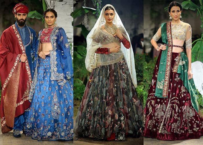 Anju Modi, India Couture Week, India Couture Week 2017, Designers, Fashion, Day 4,