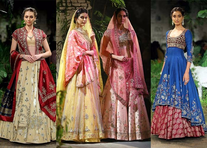 Anju Modi, India Couture Week, India Couture Week 2017, Designers, Fashion, Day 4,