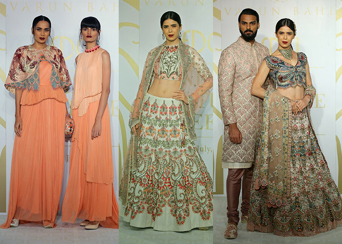 Varun Bahl, India Couture Week, India Couture Week 2017, Designers, Fashion, Couture,
